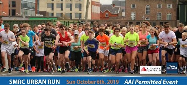 SMRC Urban Run 2019