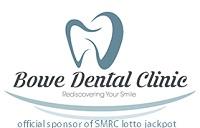 Bowe Dental Clinic - official sponsor of SMRC lotto jackpot